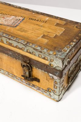Alternate view 1 of Jacques Distressed Luggage Case