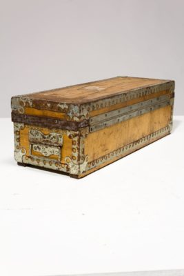 Alternate view 3 of Jacques Distressed Luggage Case