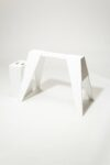 Alternate view thumbnail 2 of Ivory Sawhorse Shape