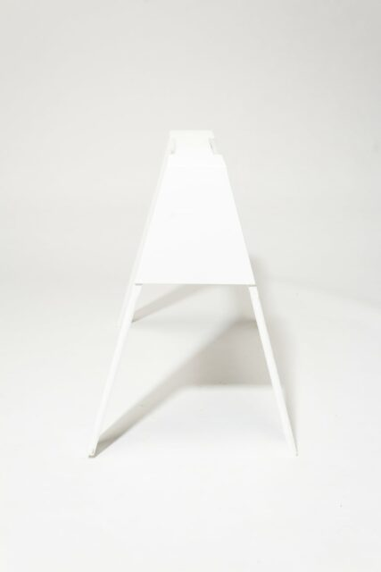 Alternate view 3 of Ivory Sawhorse Shape
