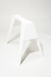 Alternate view thumbnail 4 of Ivory Sawhorse Shape