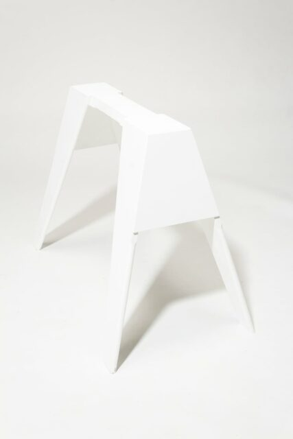 Alternate view 4 of Ivory Sawhorse Shape