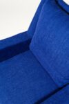 Alternate view thumbnail 1 of Masika Blue Armchair