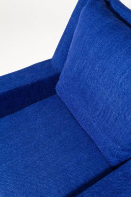 Alternate view 1 of Masika Blue Armchair