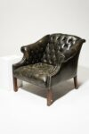 Alternate view thumbnail 2 of Bergen Leather Armchair