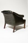 Alternate view thumbnail 4 of Bergen Leather Armchair