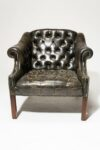 Alternate view thumbnail 5 of Bergen Leather Armchair