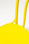 Alternate view thumbnail 1 of Brent Yellow Cafe Chair