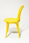 Alternate view thumbnail 3 of Brent Yellow Cafe Chair