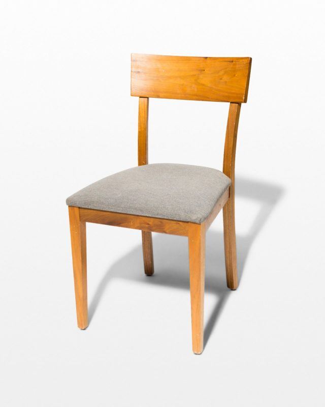 Front view of Oregon Chair