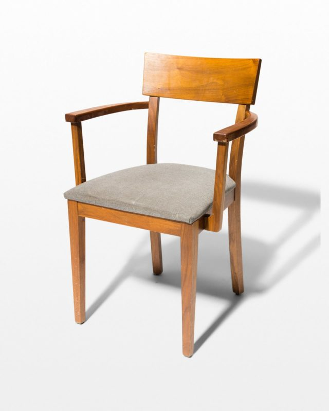 Front view of Portland Dining Chair