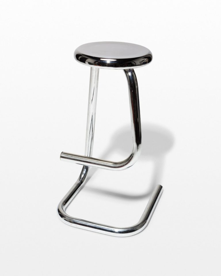 Front view of Max Paperclip Stool