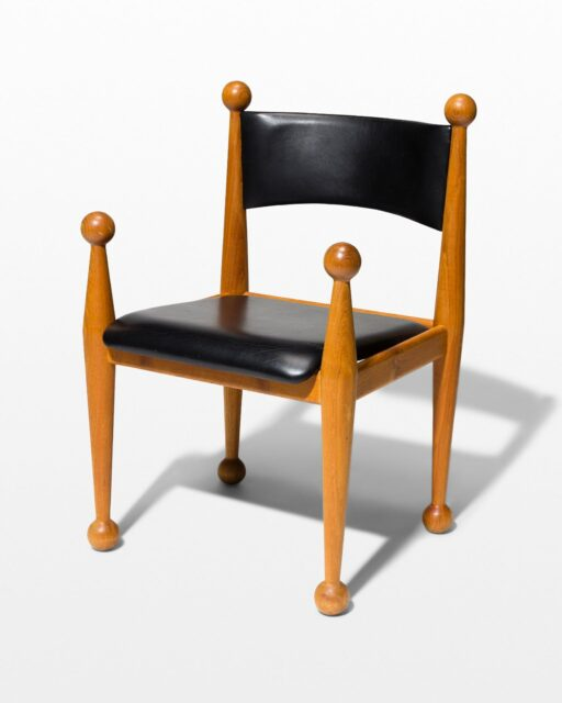 Front view of Balor Chair