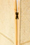 Alternate view thumbnail 1 of Corina Rattan and Caned Screen