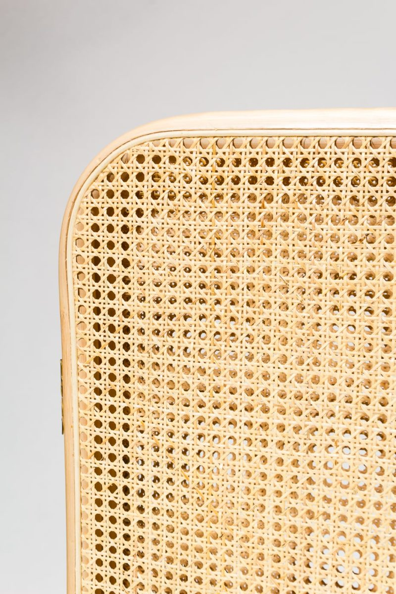 Alternate view 3 of Corina Rattan and Caned Screen