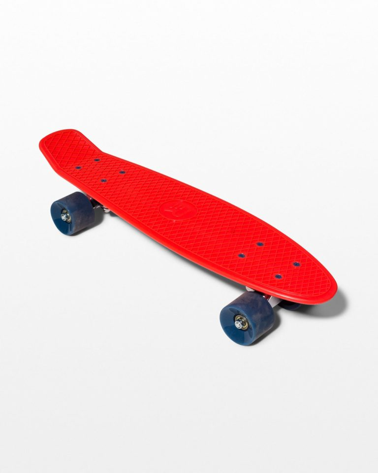 Front view of Irvine Skateboard
