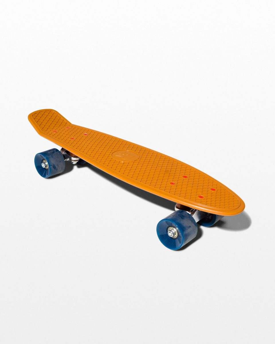 Front view of Pamona Skateboard