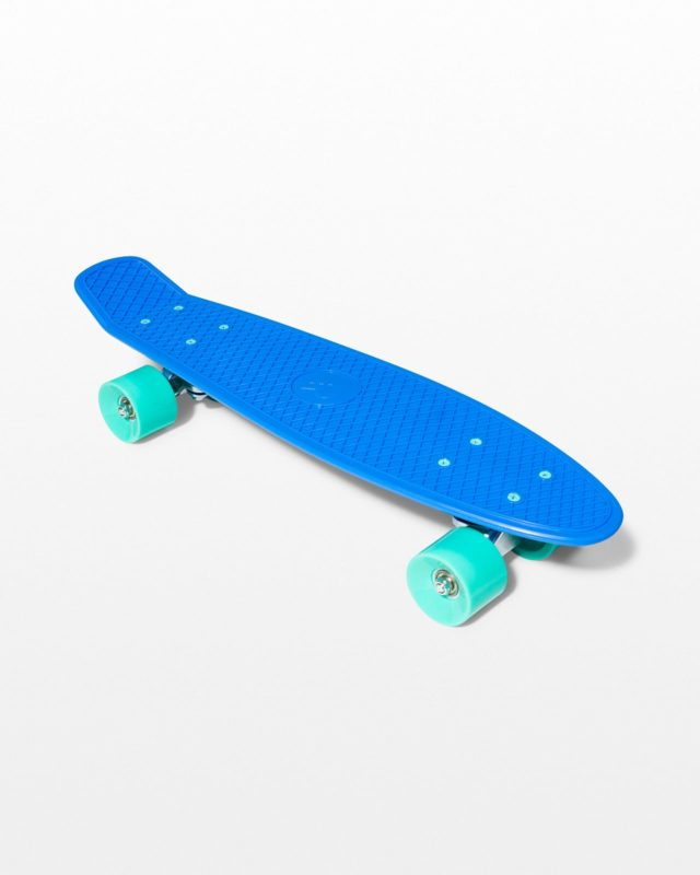Front view of Zack Skateboard