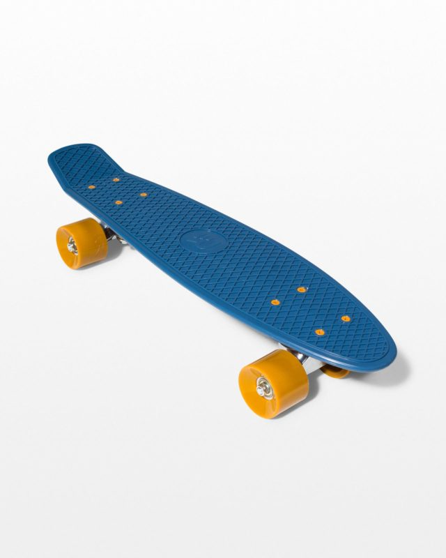 Front view of Menlo Skateboard