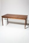 Alternate view thumbnail 2 of Elias Solid Walnut Dining Table