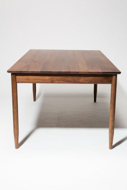 Alternate view 3 of Elias Solid Walnut Dining Table