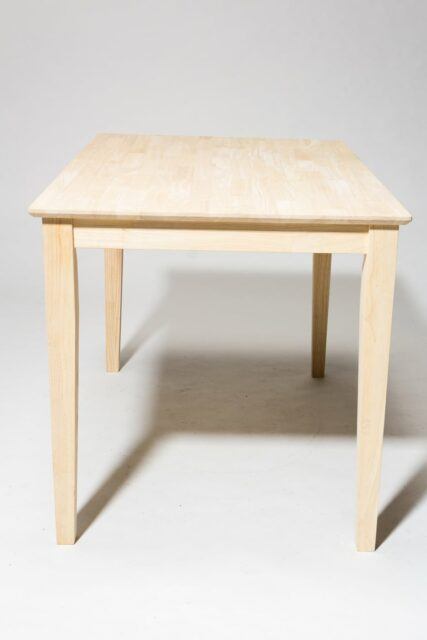 Alternate view 3 of Tam Natural Wood Table