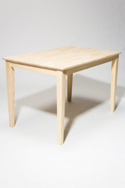 Alternate view 4 of Tam Natural Wood Table