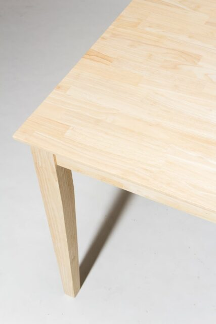Alternate view 1 of Tam Natural Wood Table
