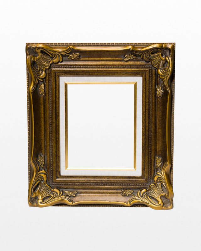 "Front view of Lloyd 8"" x 10"" Frame"