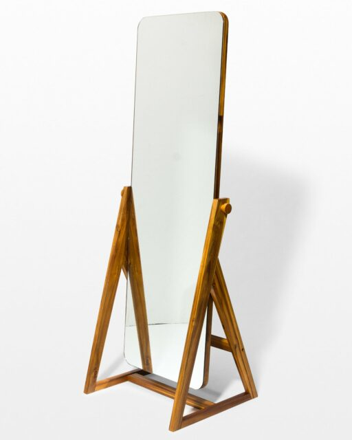 Front view of Hewitt Standing Mirror
