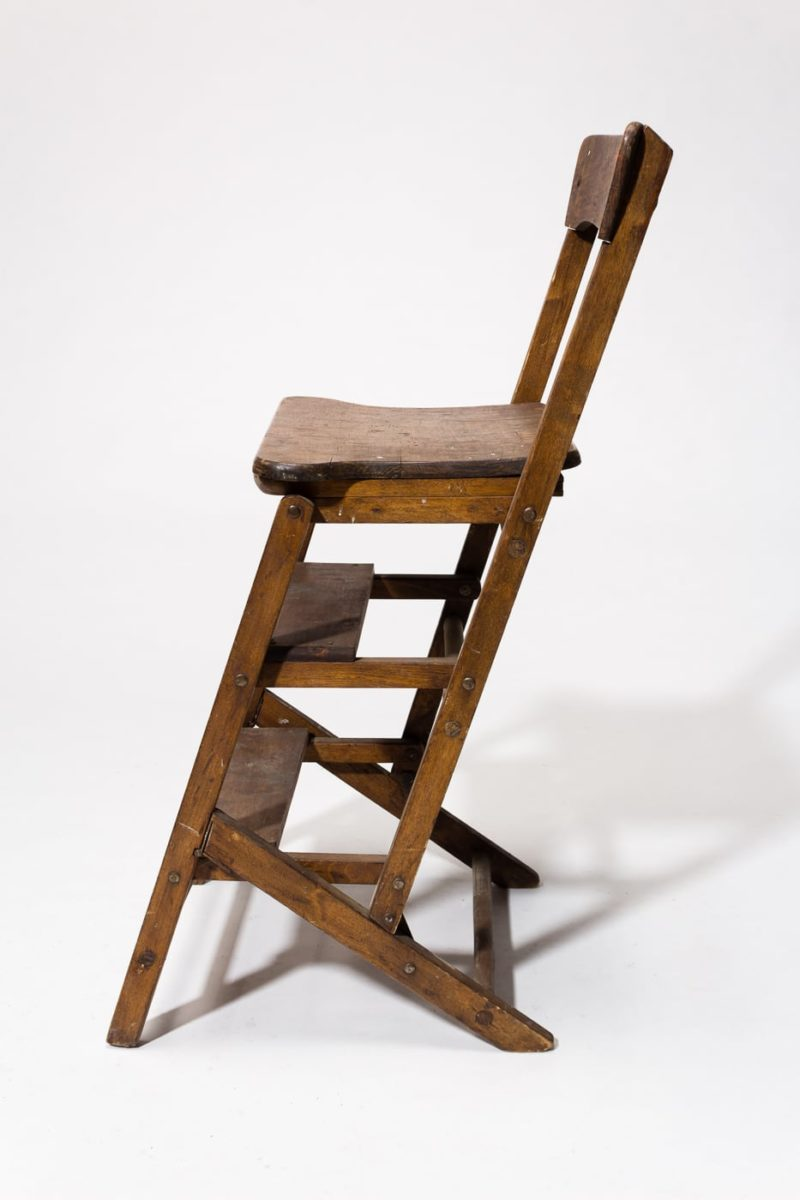 Alternate view 5 of Beale Wooden Step Ladder Chair