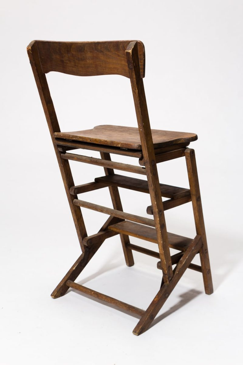 Alternate view 4 of Beale Wooden Step Ladder Chair