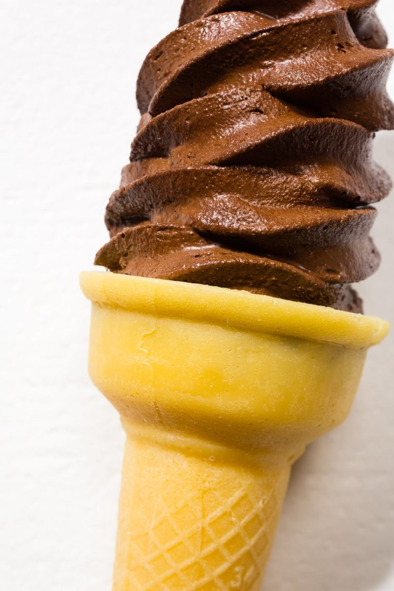 Alternate view 1 of Bradley Chocolate Soft Serve Cone