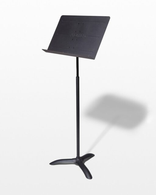Front view of Von Adjustable Music Stand
