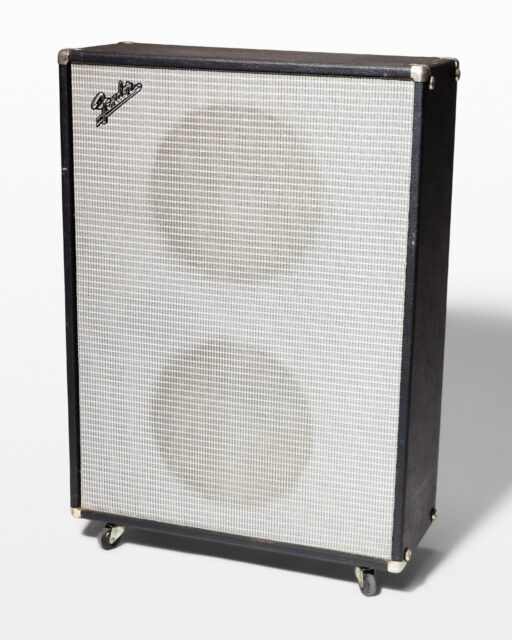 Front view of Stern Rolling Speaker Cabinet