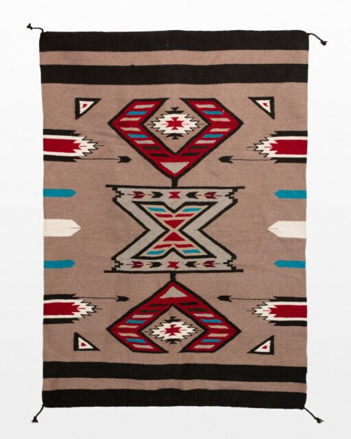 Front view of Dune 4' x 8' Rug