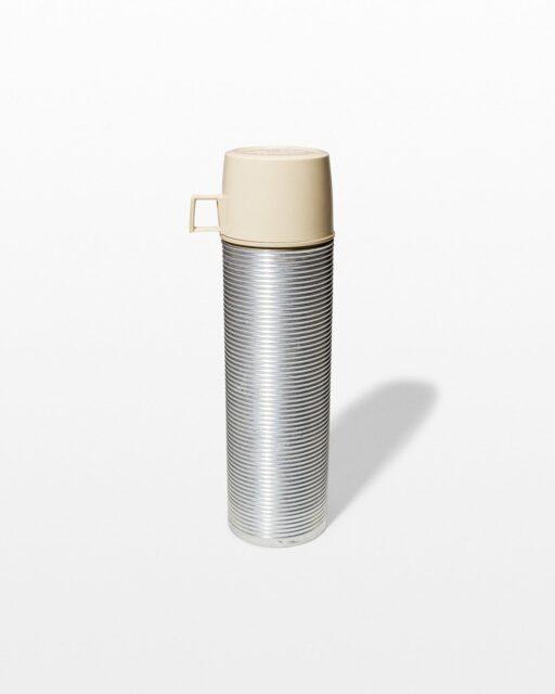 Front view of Marie Aluminum Thermos