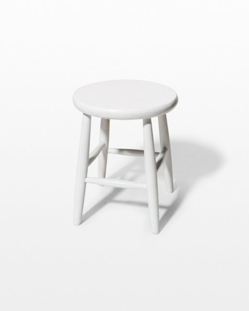 "Front view of Corbin 18.5"" Studio Stool"