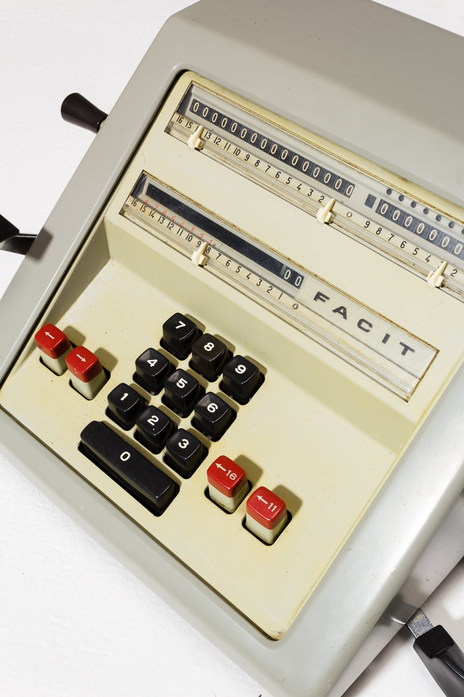 Ta368 Facit Vintage Adding Machine Prop Rental Acme Brooklyn