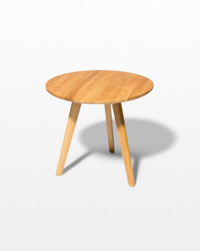 Front view of Tai Side Table