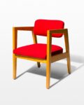 Front view thumbnail of Ingrid Chair