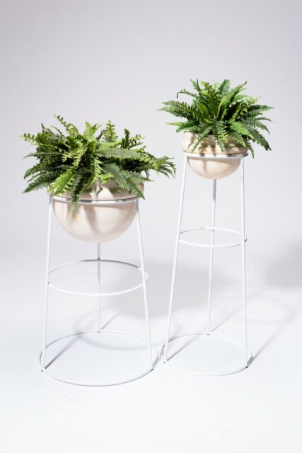 Alternate view 3 of Sol Planter Stand Duo