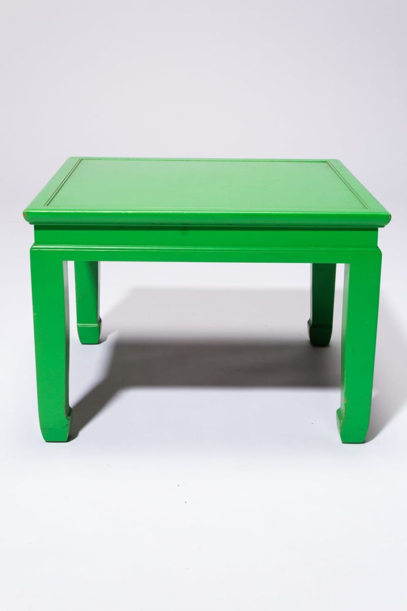 Alternate view 3 of Finn Lime Green End Table