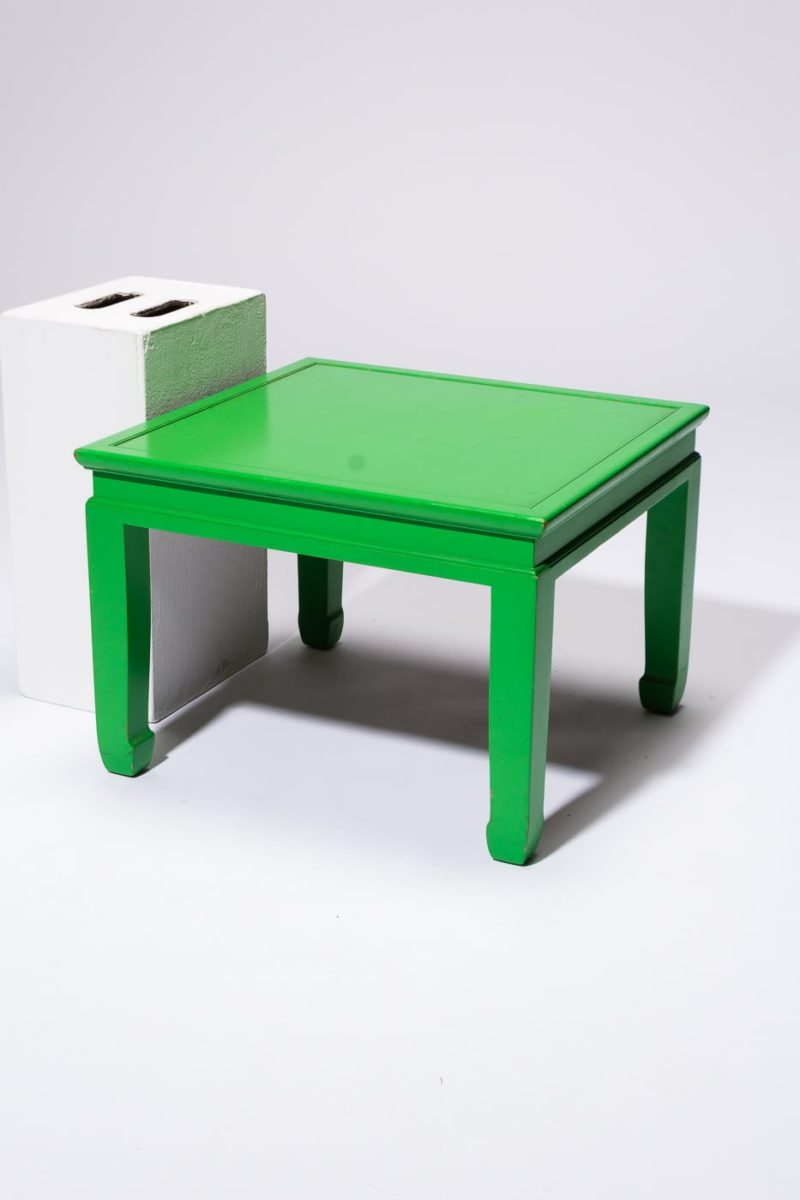 Alternate view 1 of Finn Lime Green End Table