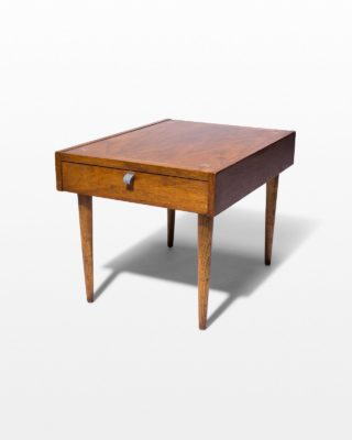 Front view of Luna End Table