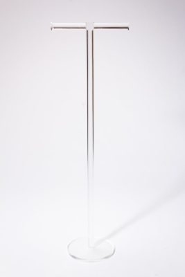 Alternate view 3 of Rumi Acrylic Coat Rack Display Stand