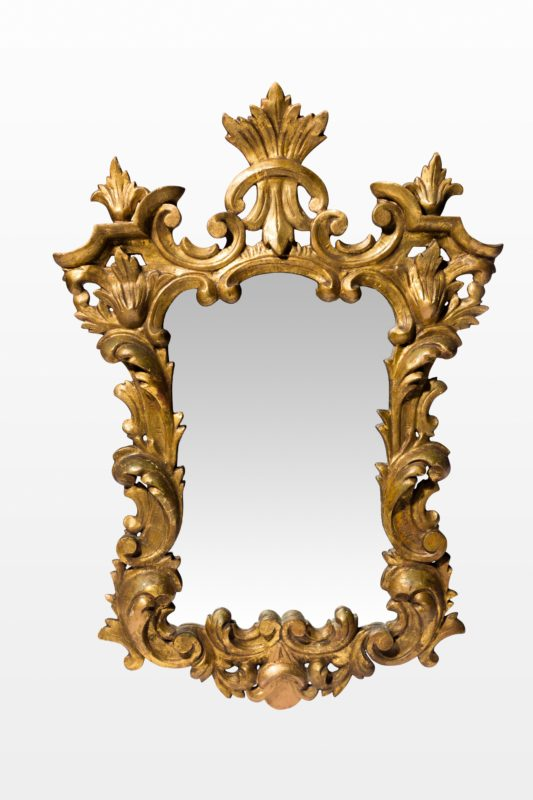 Front view of Madeline Mirror