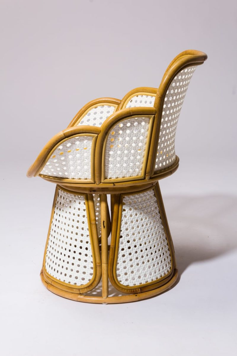 Alternate view 3 of Cadence Caned Rattan Chair