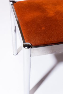 Alternate view 4 of Cora Chrome Chair