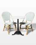 Front view thumbnail of Julissa and Gilda Bistro Dining Set